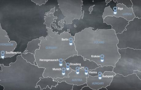 Co2Exide Animationen - Karte