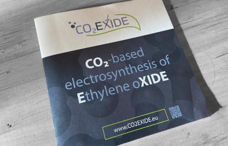 Co2Exide Broschüre Cover
