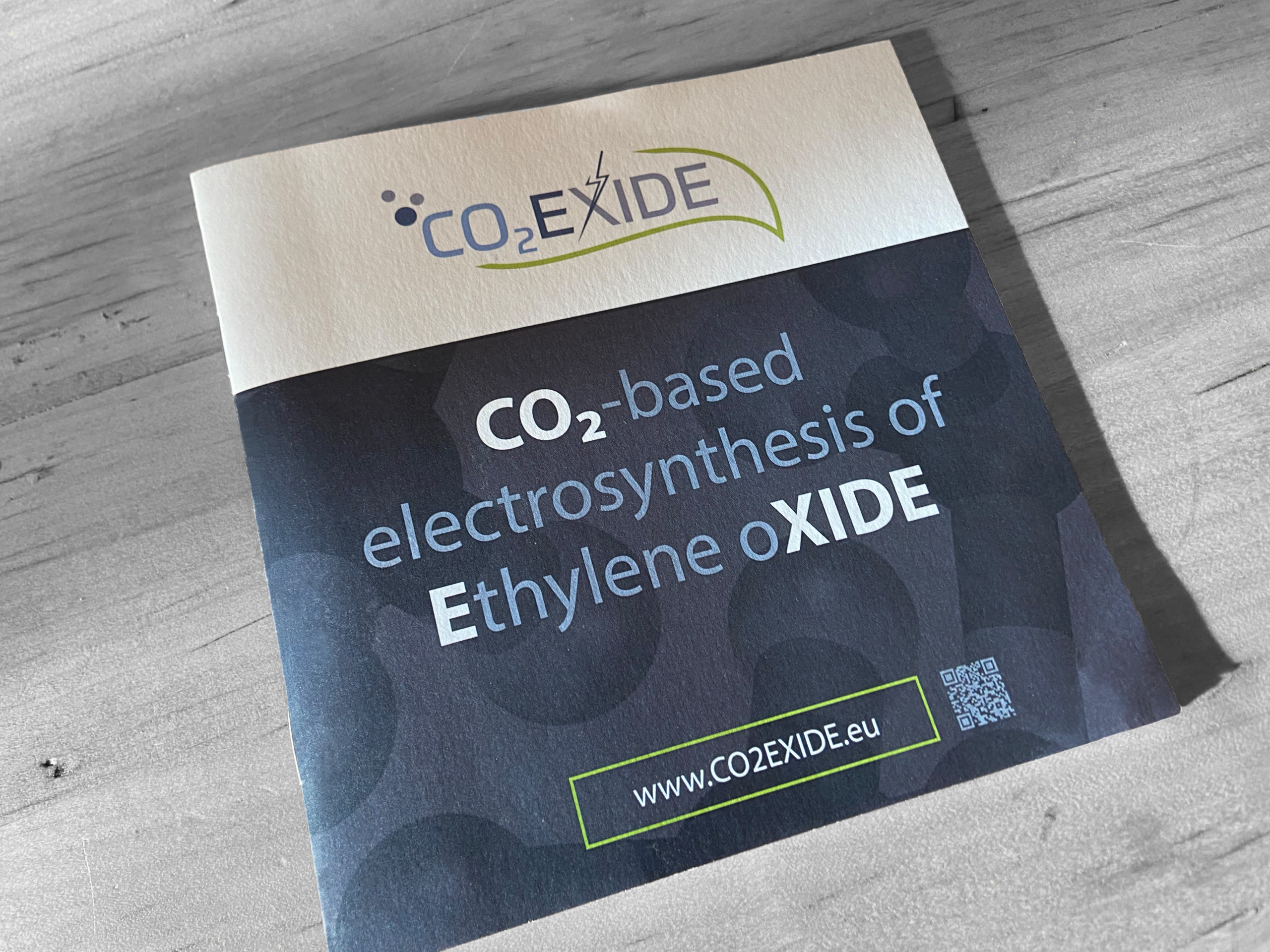 Co2Exide Broschüre Cover