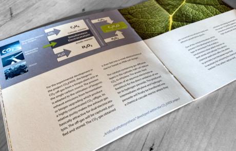 CO2Exide Broschüre - Innenseiten