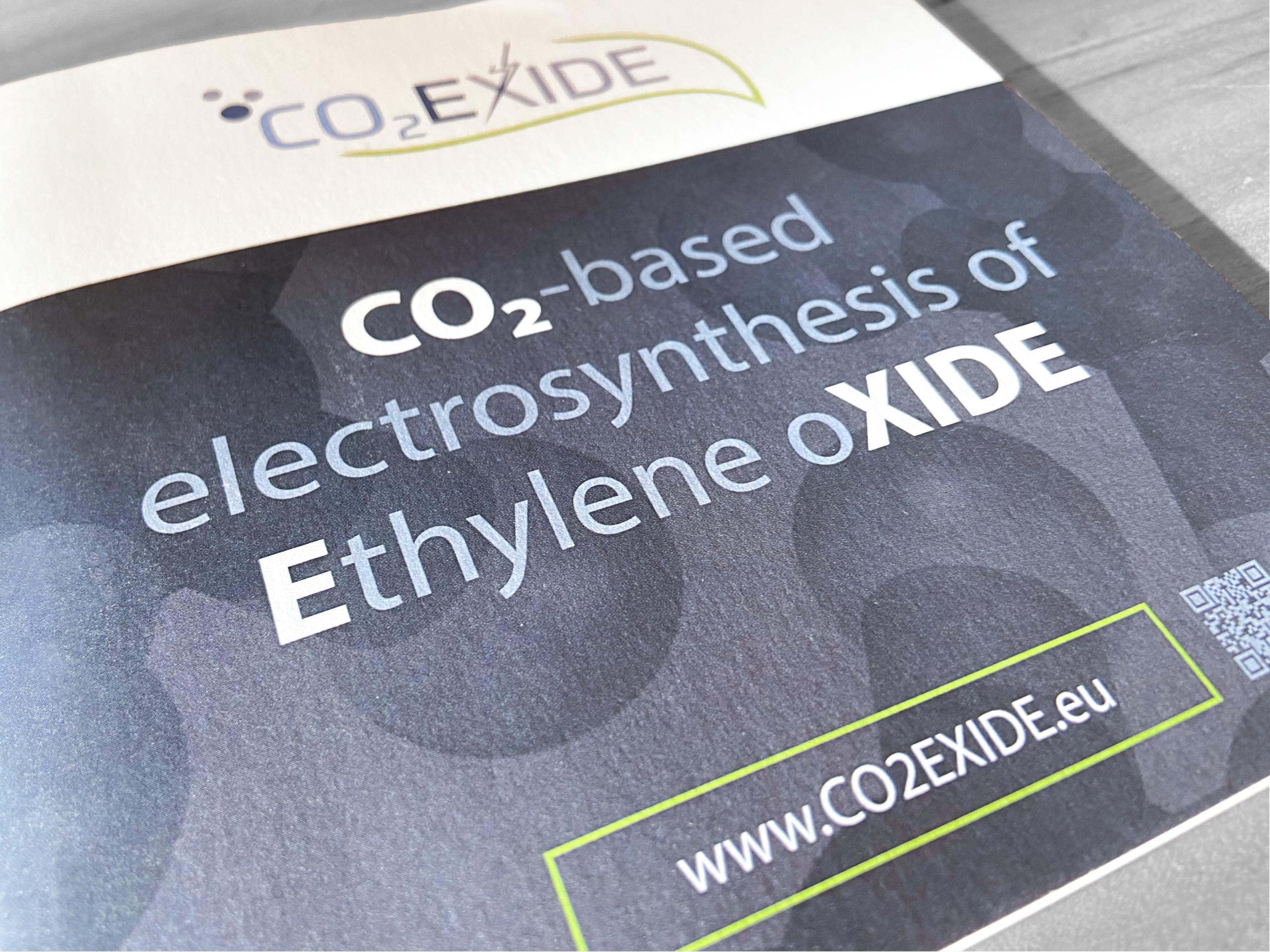 CO2Exide Broschüre - Cover