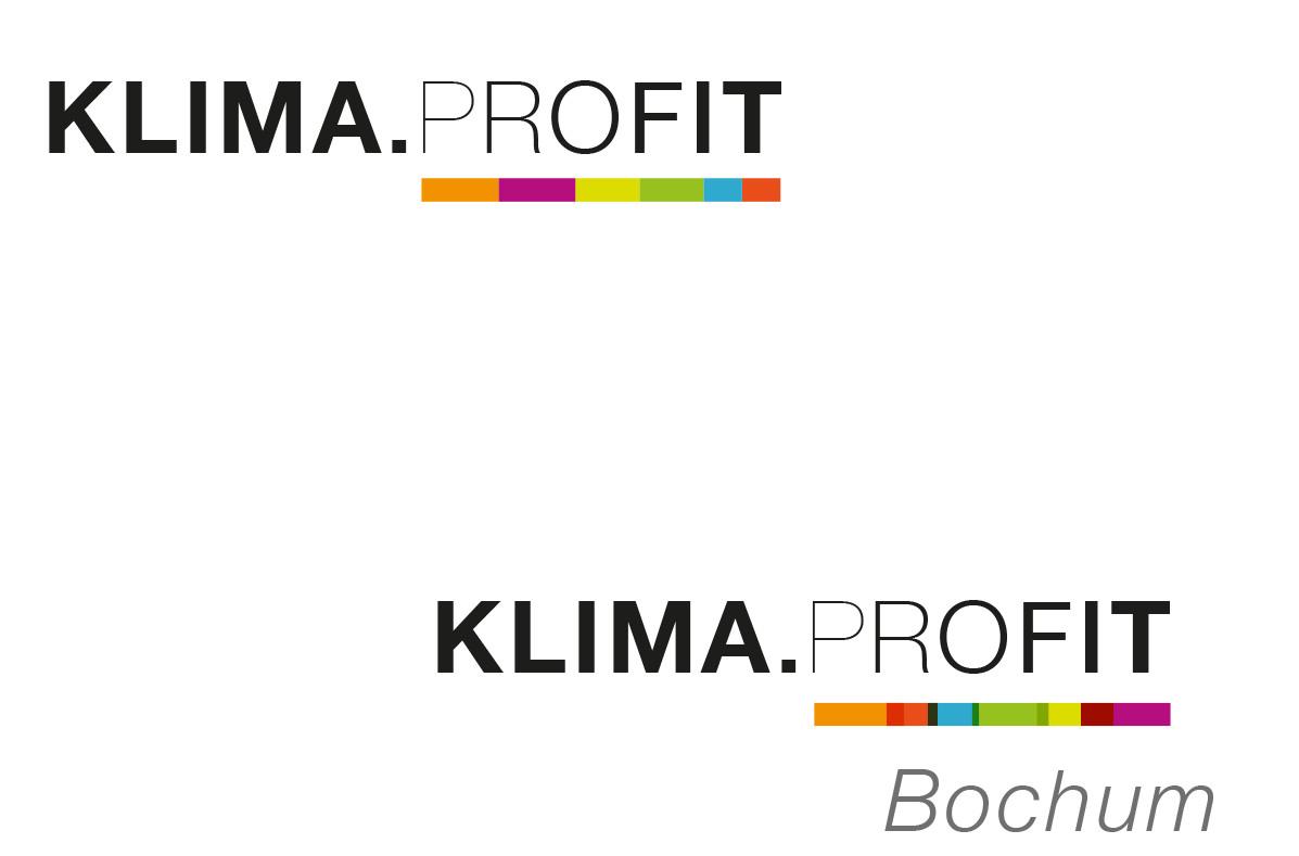 Klima.Profit Logo Entwurf