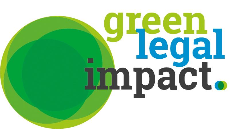 Green Legal Impact Logo
