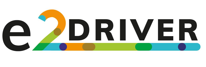 E2Driver Logo Entwurf